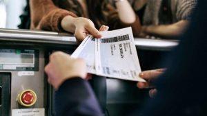 Как сдать авиабилет купленный в кассе
