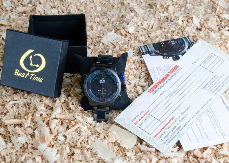 Продавец отказывается поменять часы которые не подошли по размеру браслета