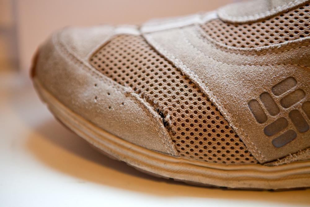 Сдать покупку обуви в течении двух недель